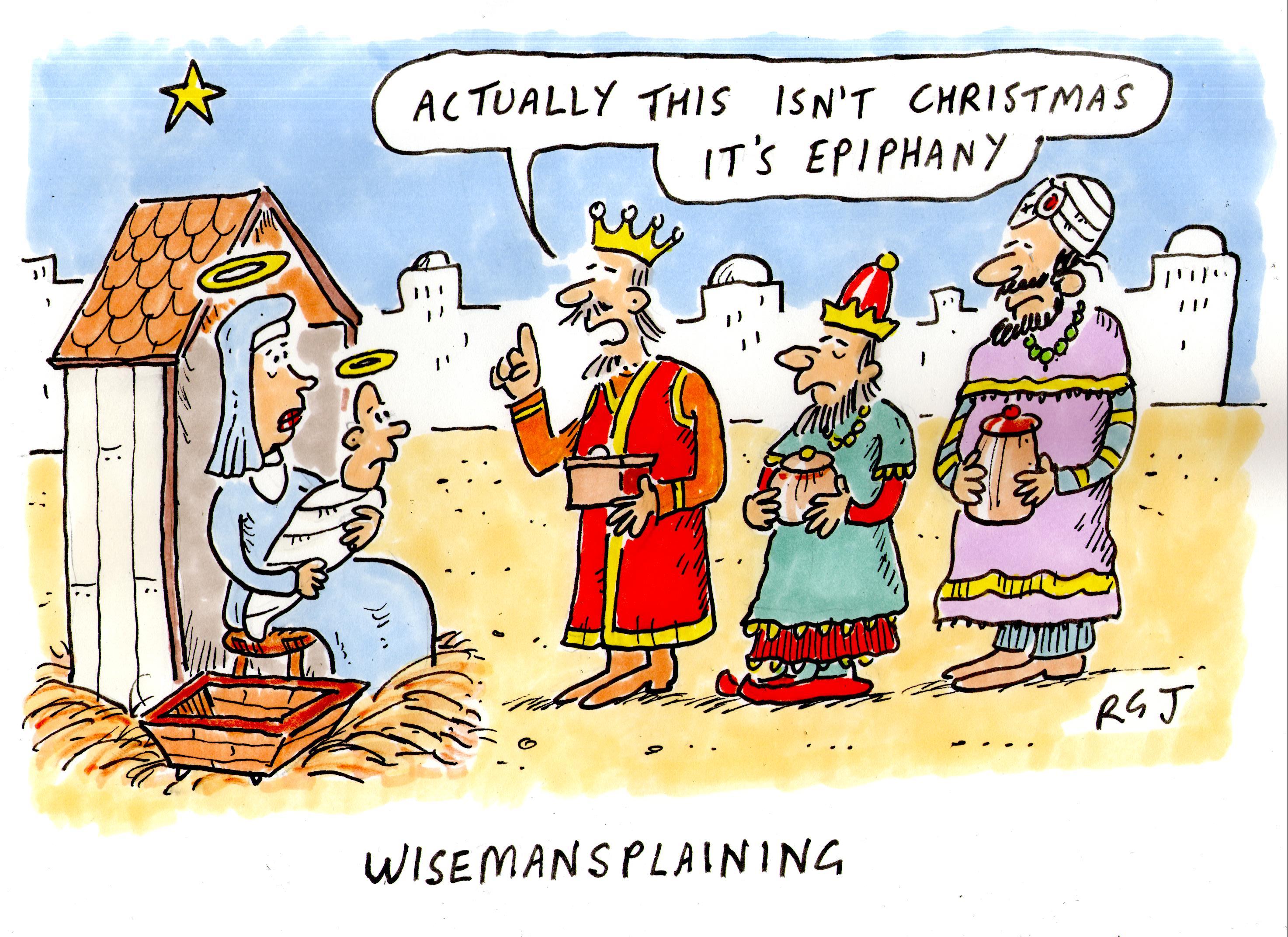 wisemansplaining
